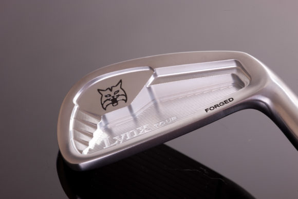 Lynx Prowler Forged Irons Detail