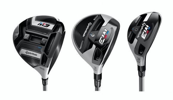 TaylorMade M3 metalwoods: first look