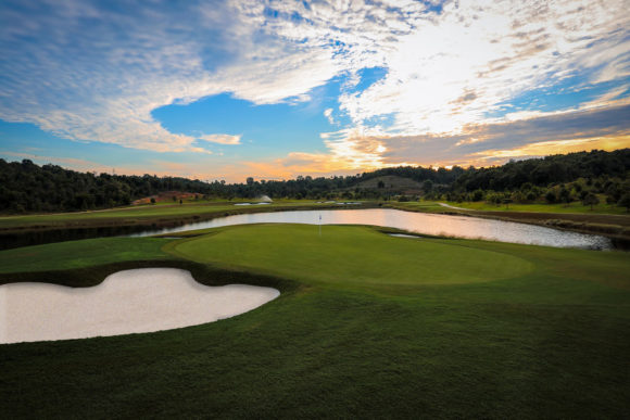 Malaysias New Golfing Masterpiece The Els Club Desaru Coast