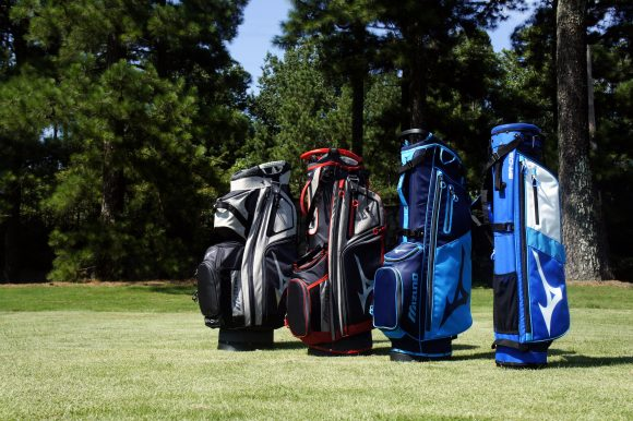 Mizuno unveils extensive new golf bag collection