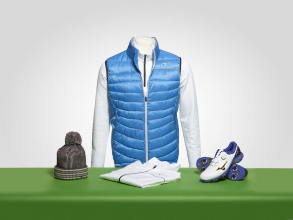 Move Tech Blue Gilet Set