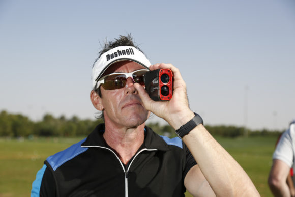 Bushnell signs up five pro caddies