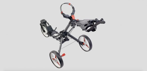 Motocaddy launch three new push trolleys