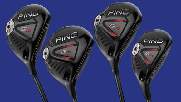 PING G410 Fairways & Hybrids – FIRST LOOK!