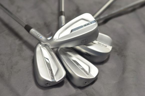 Ping G700 Irons First Look English Golf Courses
