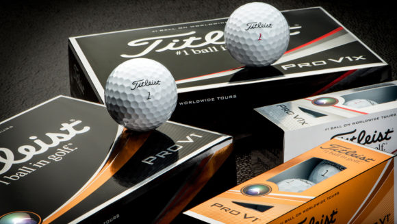 Titleist extends proud streak at The Open