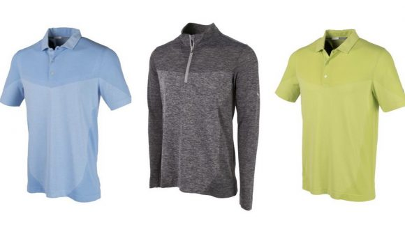 Check out PUMA Golf's 2018 apparel