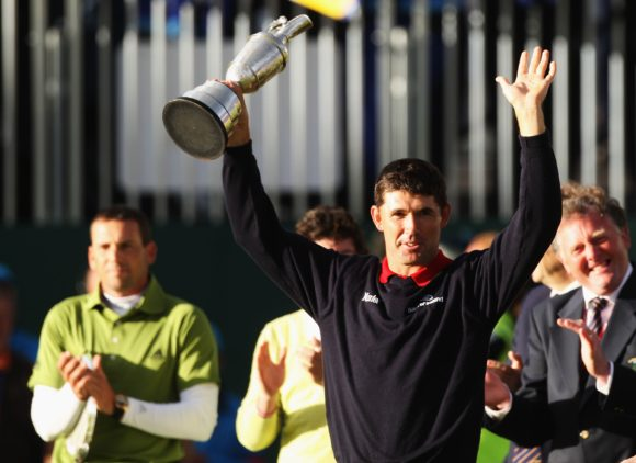Padraig Harrington Sergio Garcia1