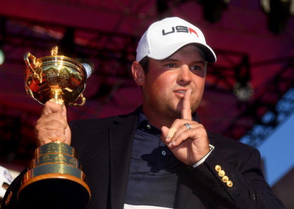 Patrick Reed Ryder Cup 2