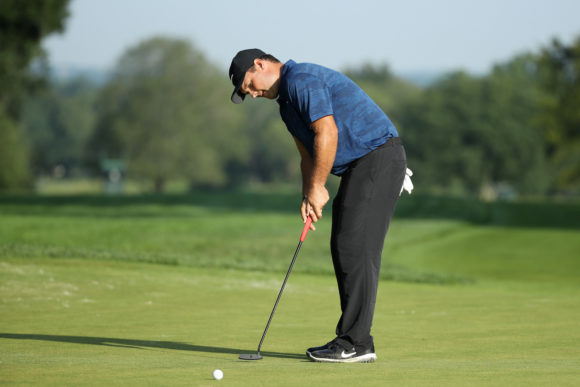 Patrick Reed Putter Change