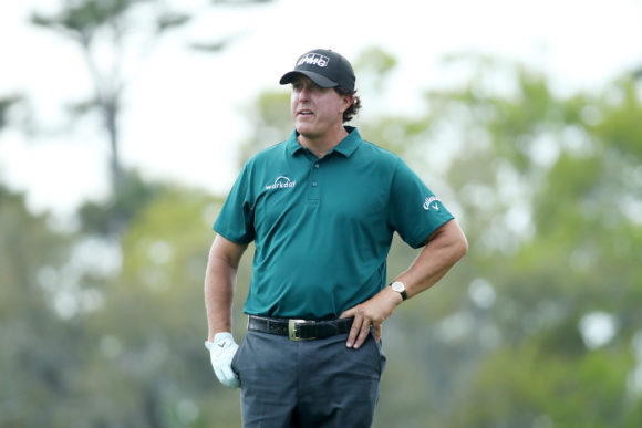 Phil Mickelson 260319