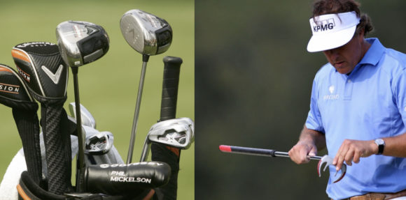 Phil Mickelson Gear 1