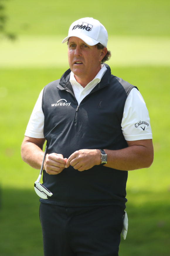 Phil Mickelson Witb 2