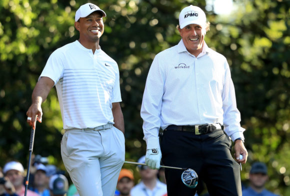 Phil And Tiger