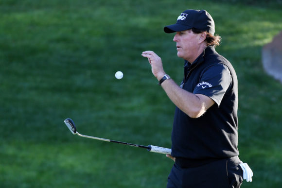 Phil Mickelson Putter