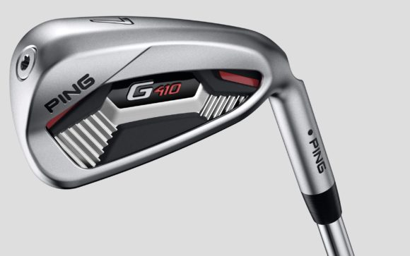 PING G410 irons – FIRST LOOK!