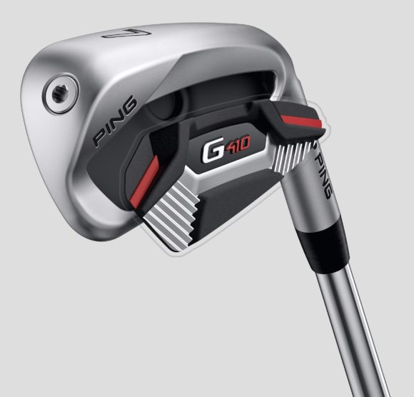 Ping G410 Irons 4