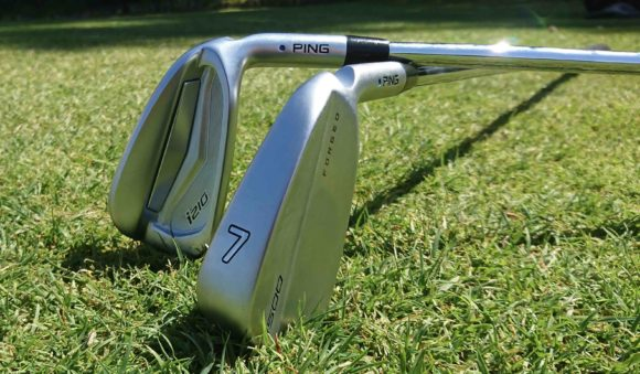 Ping i500 & i210 irons: First Look
