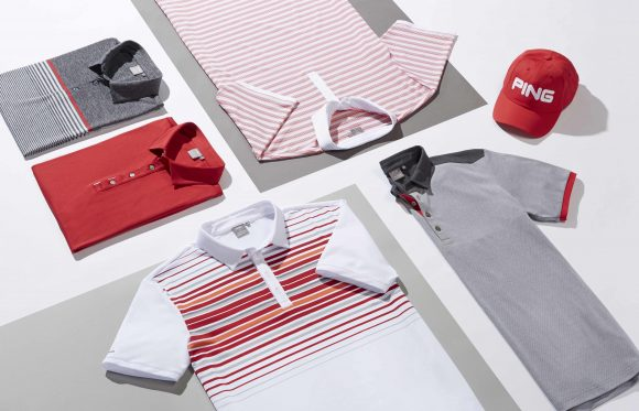 Ping launch SS17 polo collection