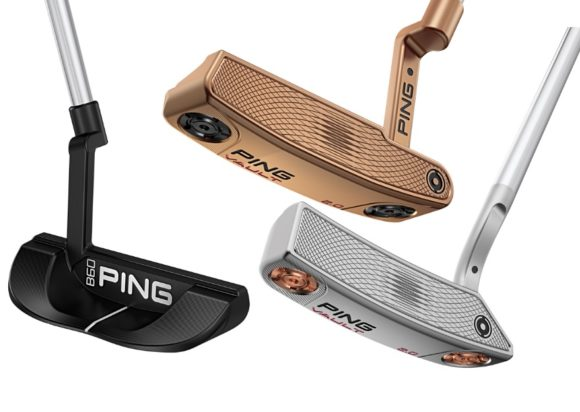 PING Vault 2.0 putters