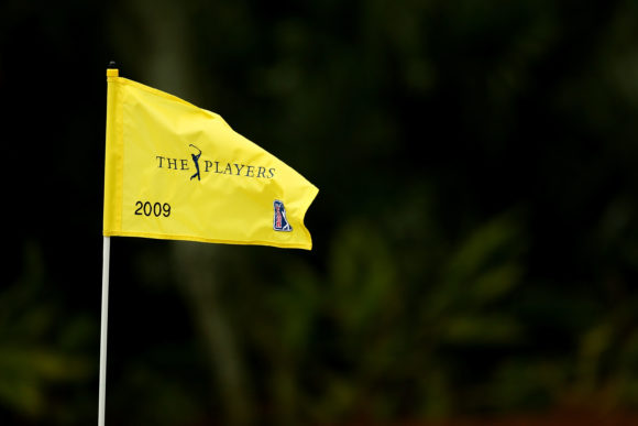 Players Championship Pin Flag