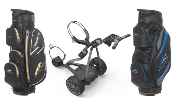PowaKaddy launches amazing FREE BAG promotion