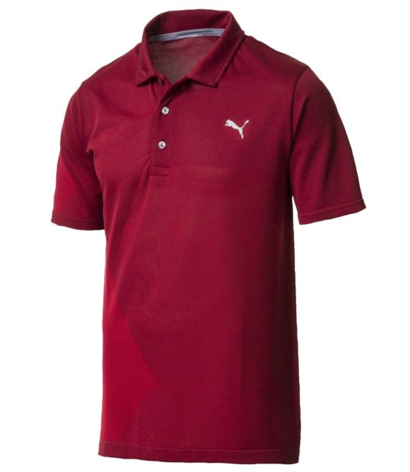 Puma Throwback Polo Shirt