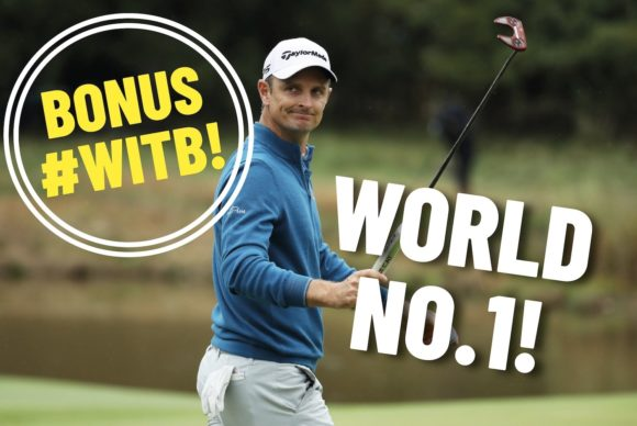 WITB: The clubs that got Justin Rose to world No.1