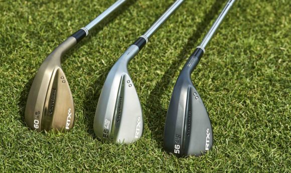 Cleveland Golf unveils tour-authentic RTX 4 wedges