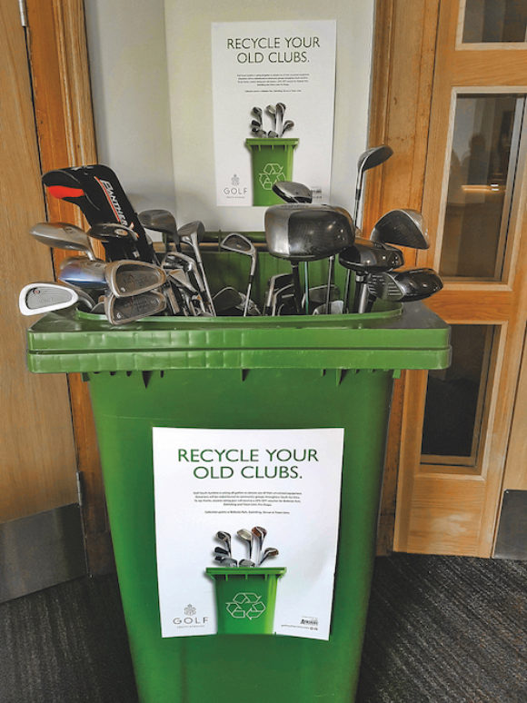 Recycled Clubs