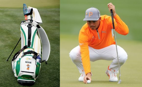 Rickie Fowler wins in just second event after ball switch