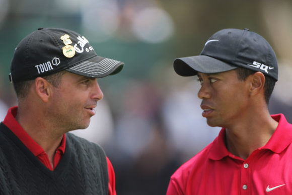 Rocco Mediate Tiger Woods