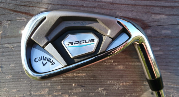 Callaway Rogue irons: First Look