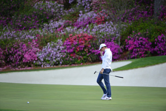 Rory Mc Ilroy Augusta National