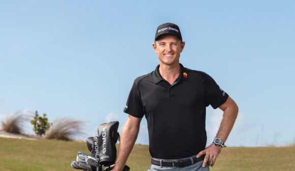 Justin Rose confirms golf's worst-kept secret