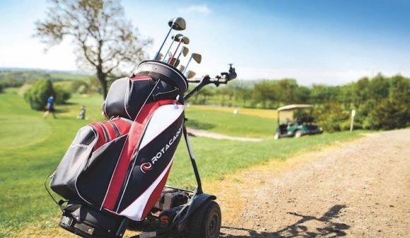 Is this the world's smartest golf bag?