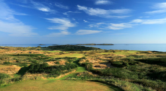 Royal Portrush General View