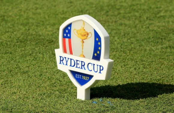 Ryder Cup Tee Marker