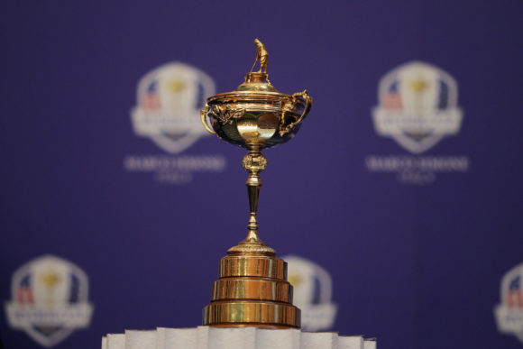 Ryder Cup Trophy Envelope Rule