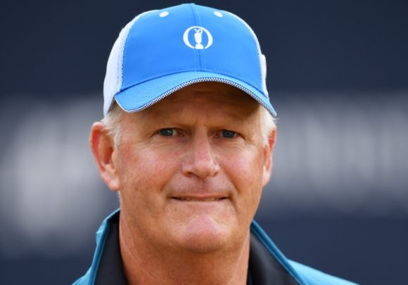 Sandy Lyle's putter has to be seen to be believed