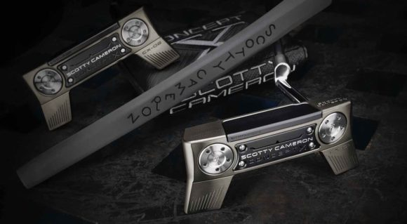 Titleist unveils stunning new Scotty Cameron Concept X putters