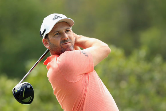 Sergio Garcia splits from TaylorMade