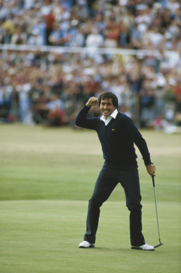 Seve Ballesteros David Cannon 2