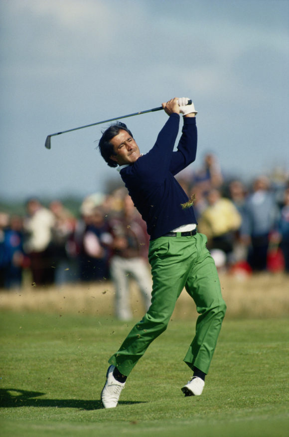 Seve Ballesteros At Royal Lytham 1988