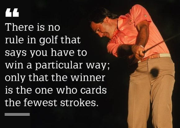 Seve Inspirational Quote 11