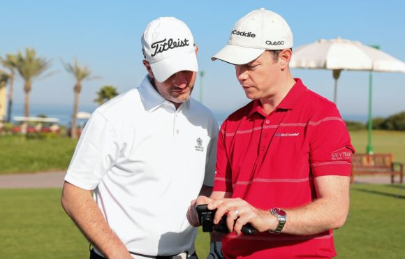 Pros hail SkyCaddie Touch 'Pin Position' feature