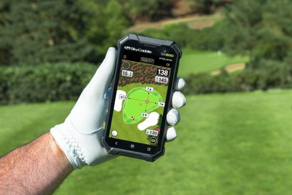 SkyCaddie releases top of the range SX500 GPS