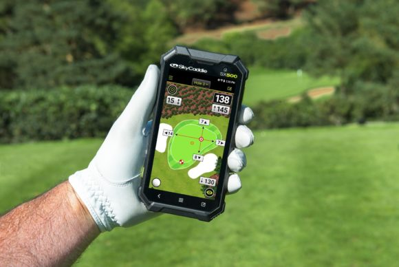 Review: SkyCaddie SX500 guarantees complete accuracy ...