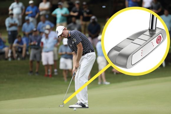 Brandt Snedeker used a TEN-YEAR-OLD putter to win Wyndham