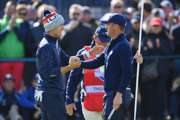 Spieth And Thomas Ryder Cup